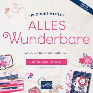 Cover Produkt-Medley Alles Wunderbare
